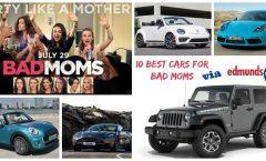 10 Best Cars for Bad Moms