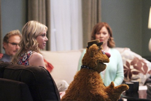 Photo Credit: ABC/Andrea McCallin, FOZZIE BEAR