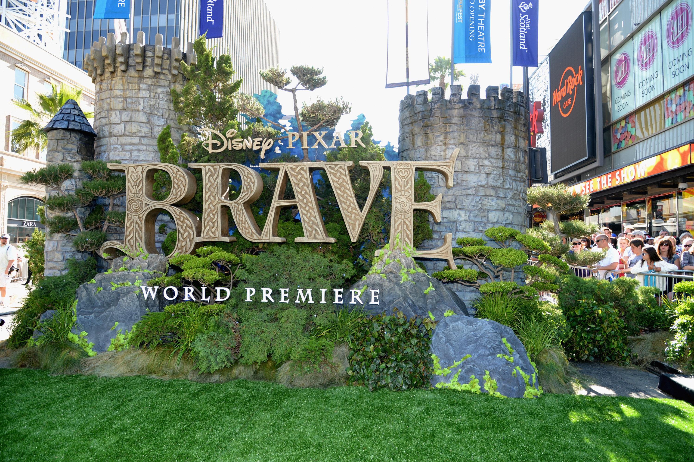 "World Premiere Of Disney Pixar's ""Brave"" – Red Carpet"