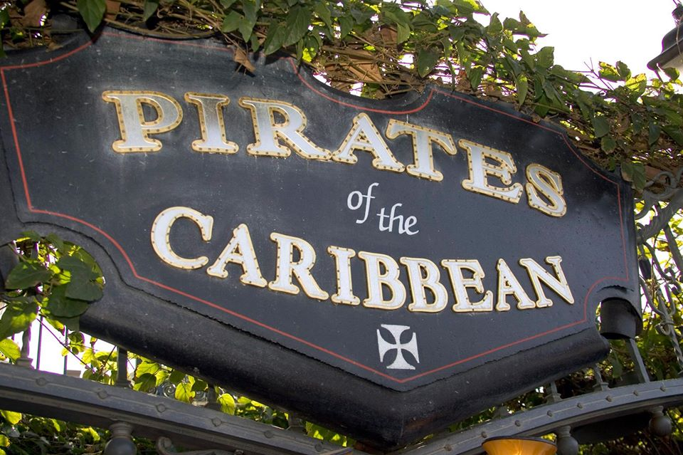 The History of Pirates of the Caribbean