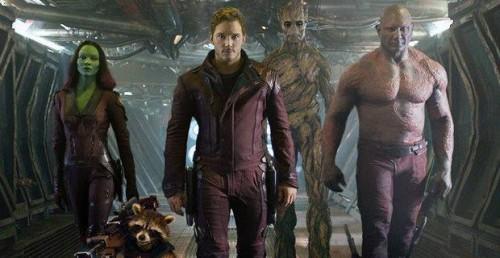 Peter Quill, aka Star-Lord, aka Chris Pratt Interview