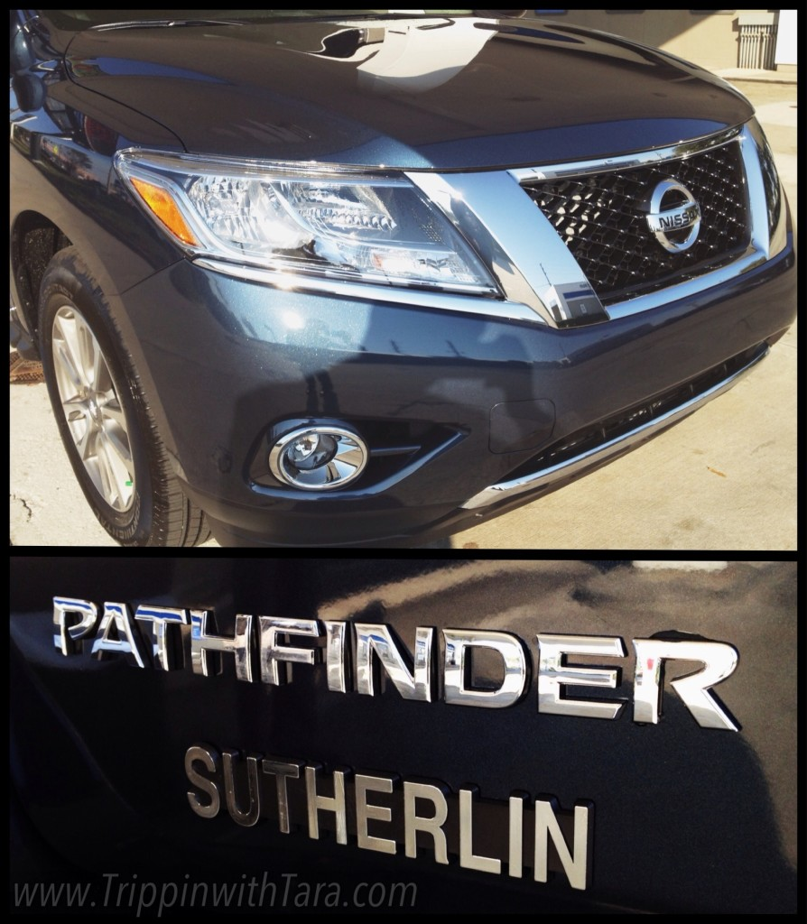 2013 Nissan Pathfinder Review #Nissan - Trippin With Tara