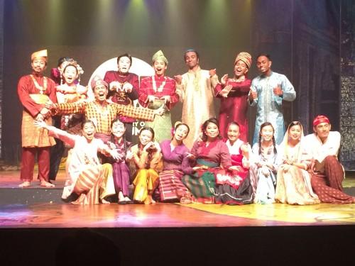 Malaysia Cast of MUD