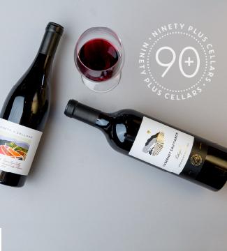 90+ Cellars Wine Shop