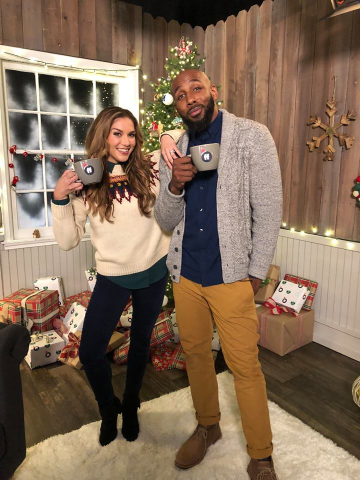 Freeform Hosts tWitch and Allison Holker