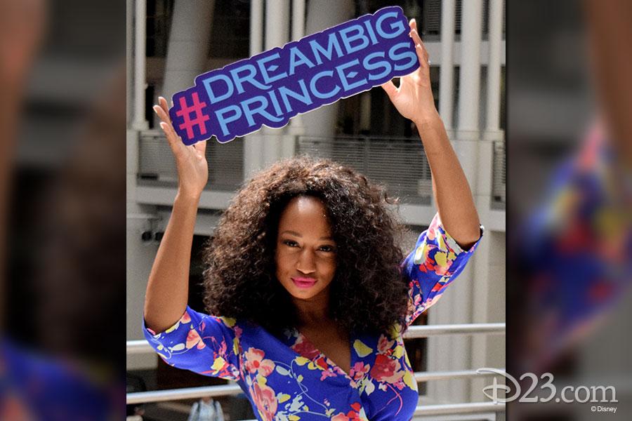 Disney's International Day of the Girl  Dream Princess