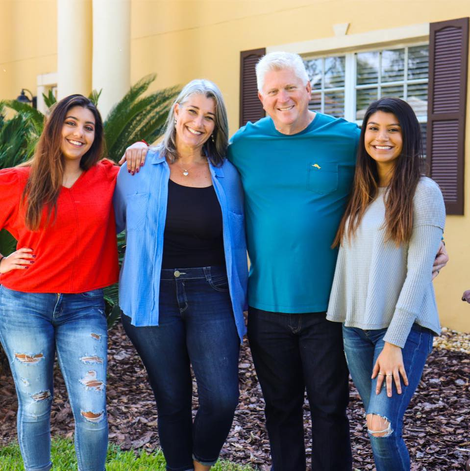 Tara Gause and Family