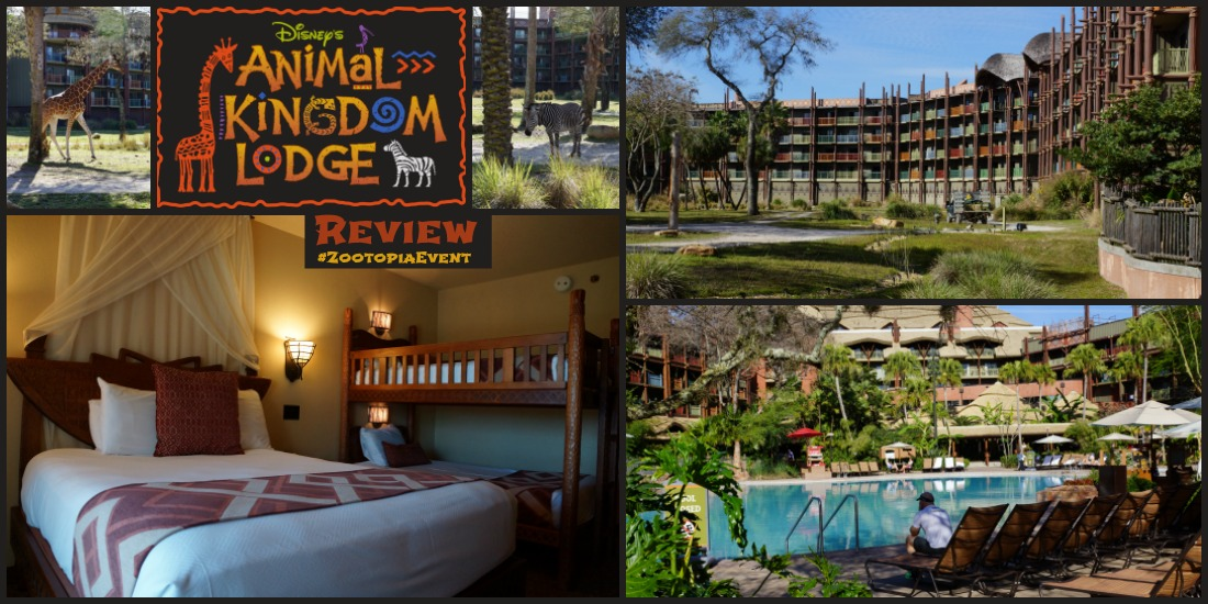 Disney Knows How To Theme A Hotel With 31 Onsite Properties Choose From Making Decision Isn T Easy But After My Recent Stay At Animal Kingdom Lodge