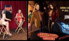 Adventures in Babysitting with Sofia Carson and Sabrina Carpenter