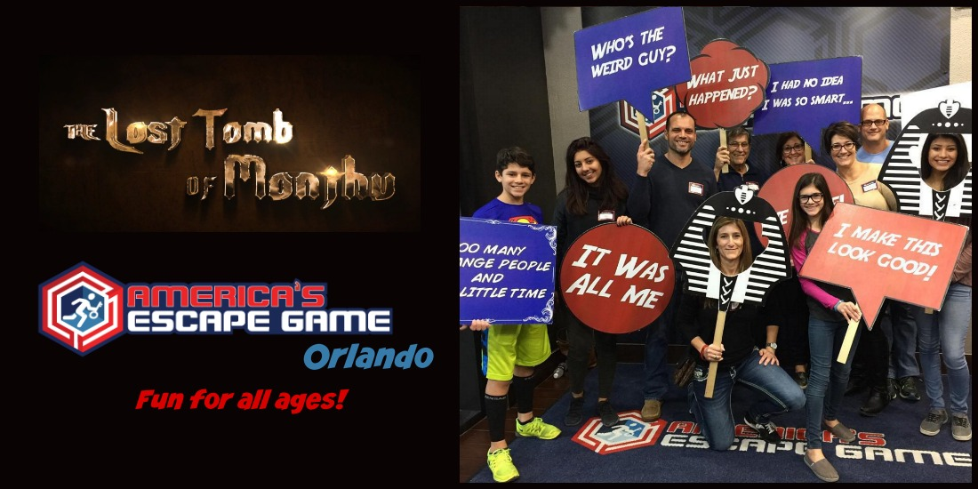 America's Escape Room Orlando