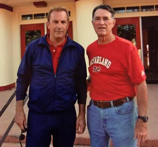 Kevin Costner and Jim White