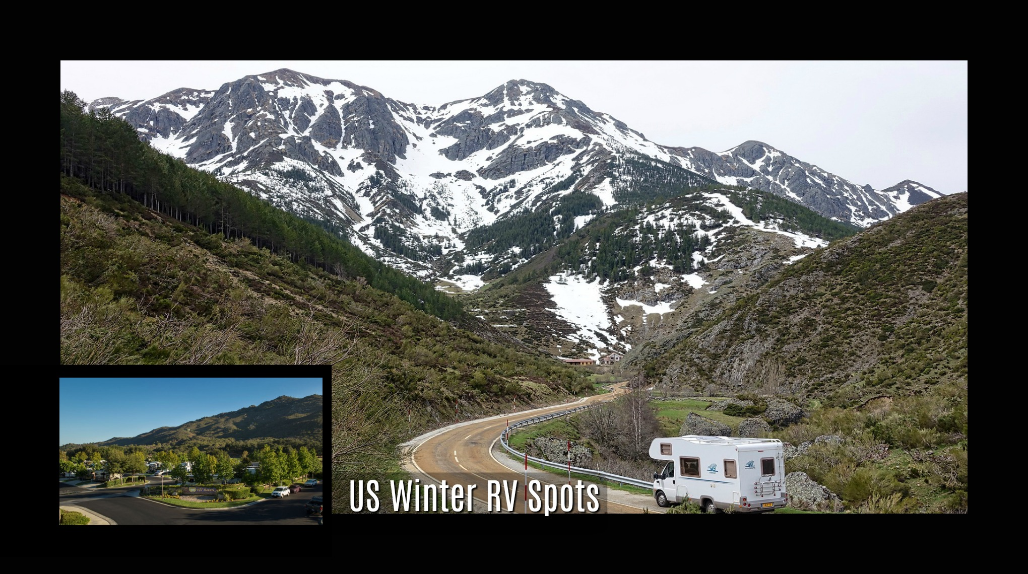 Best US Winter RV Spots