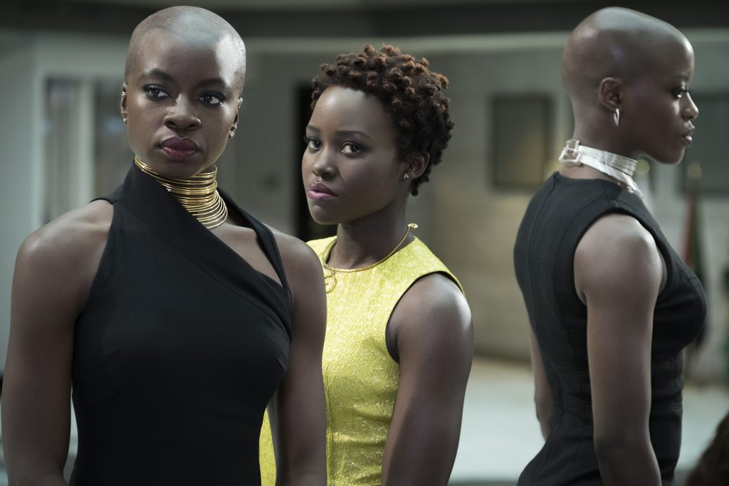 women of black panther