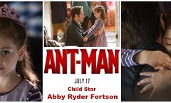 Child Star of Ant-Man Abby Ryder Fortson Interview