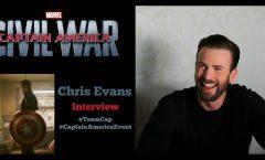 Chris Evans Interview