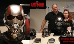 Costume Designers for Ant-Man Share Fun Facts