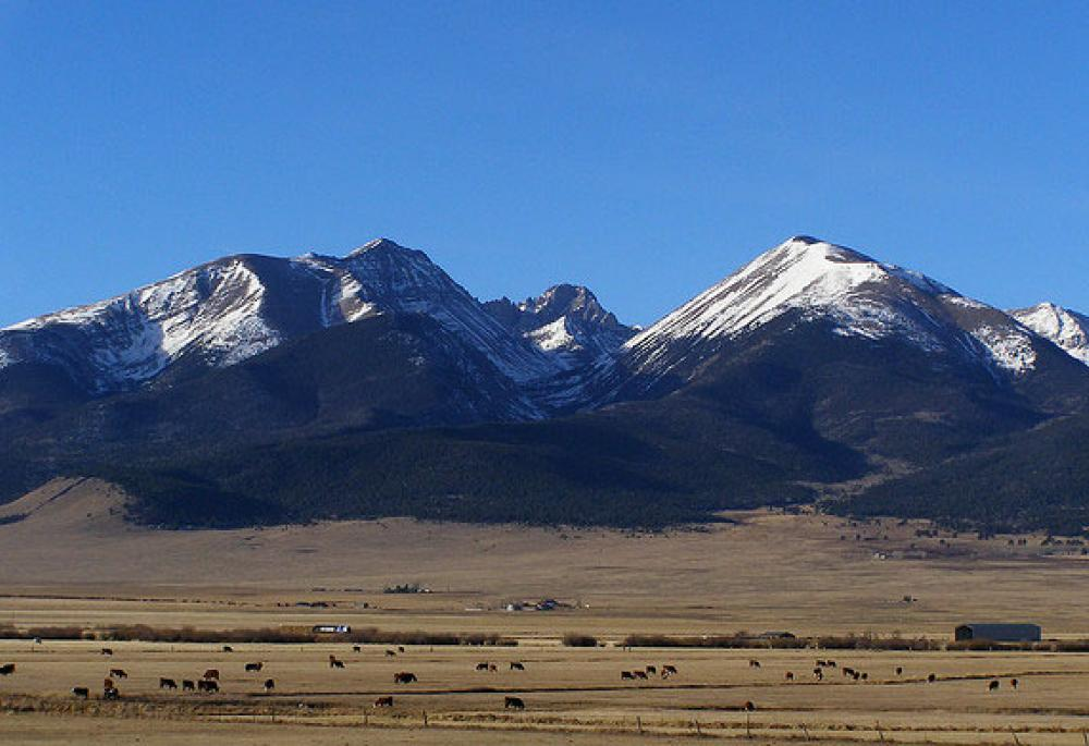 best small towns to visit in the Colorado Rockies