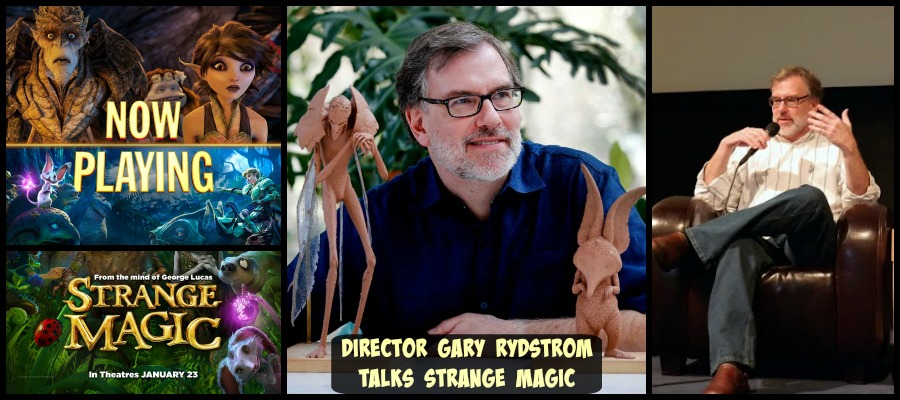 Director Gary Rydstrom Strange Magic