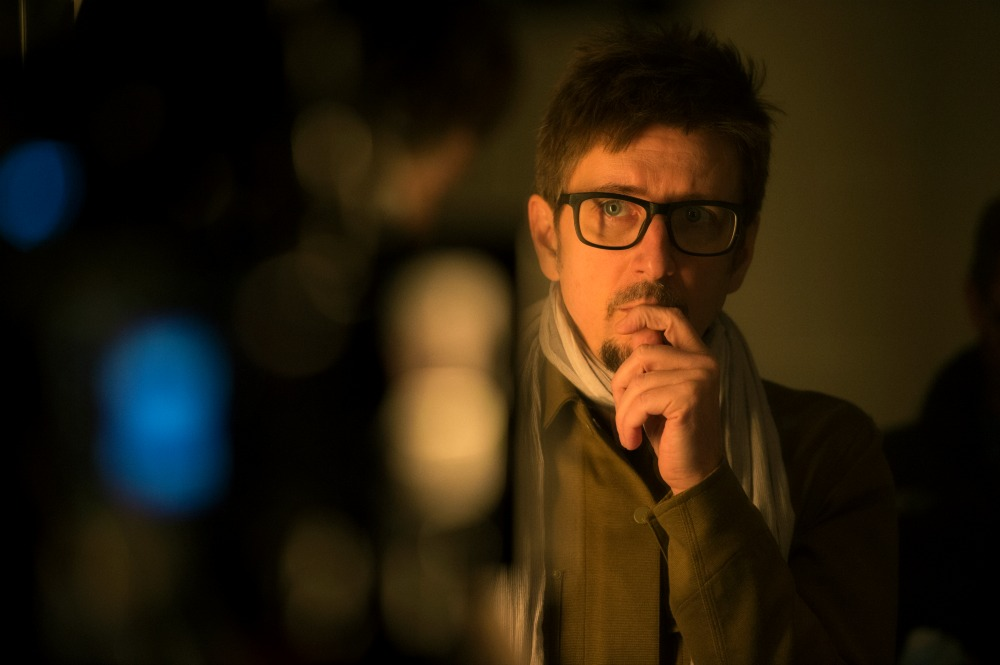 Director Scott Derrickson. Photo credit Marvel