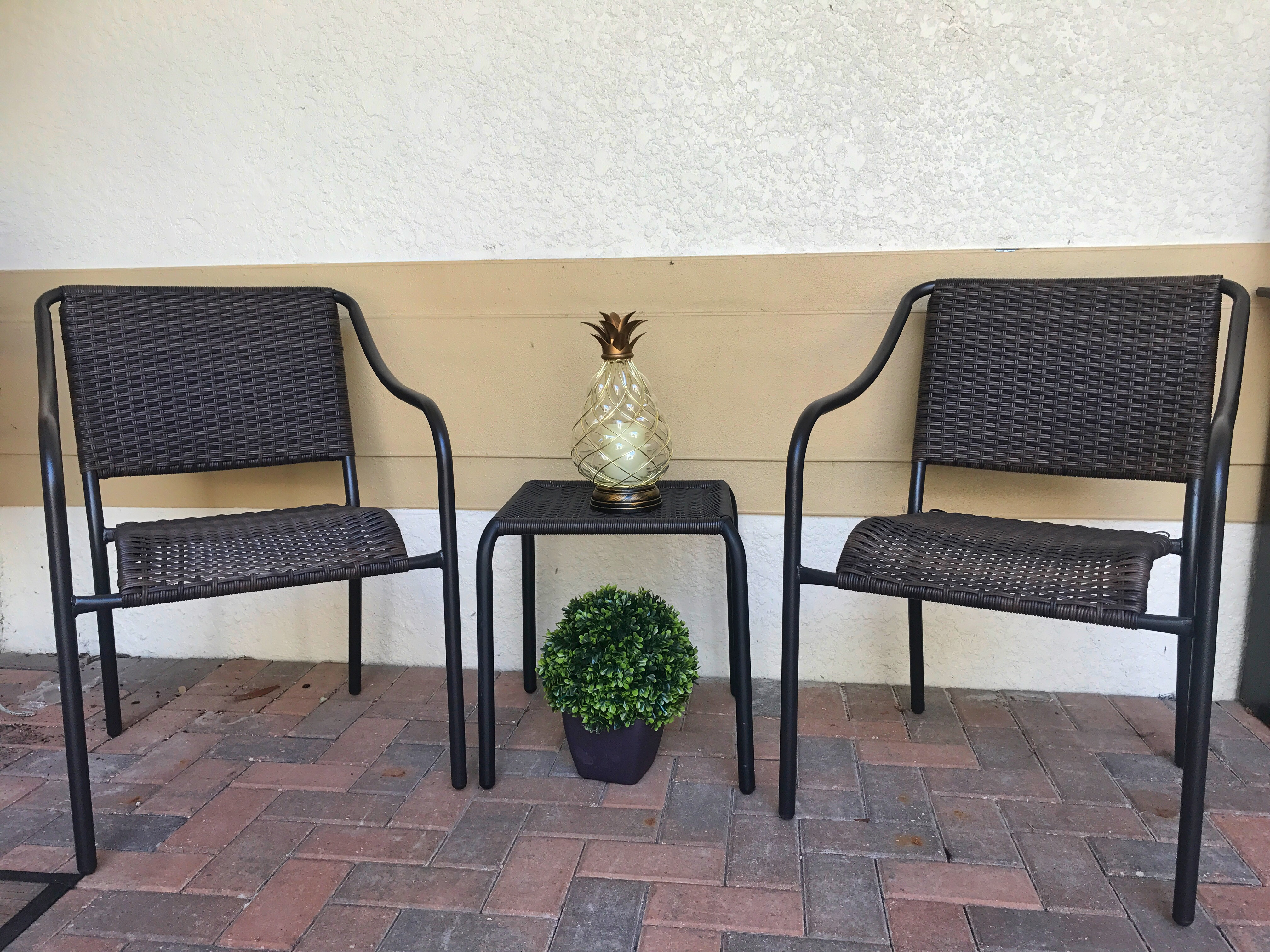 Spring Outdoor Looks by Big Lots Under $100 Challenge for ... on Outdoor Sectional Big Lots id=15390