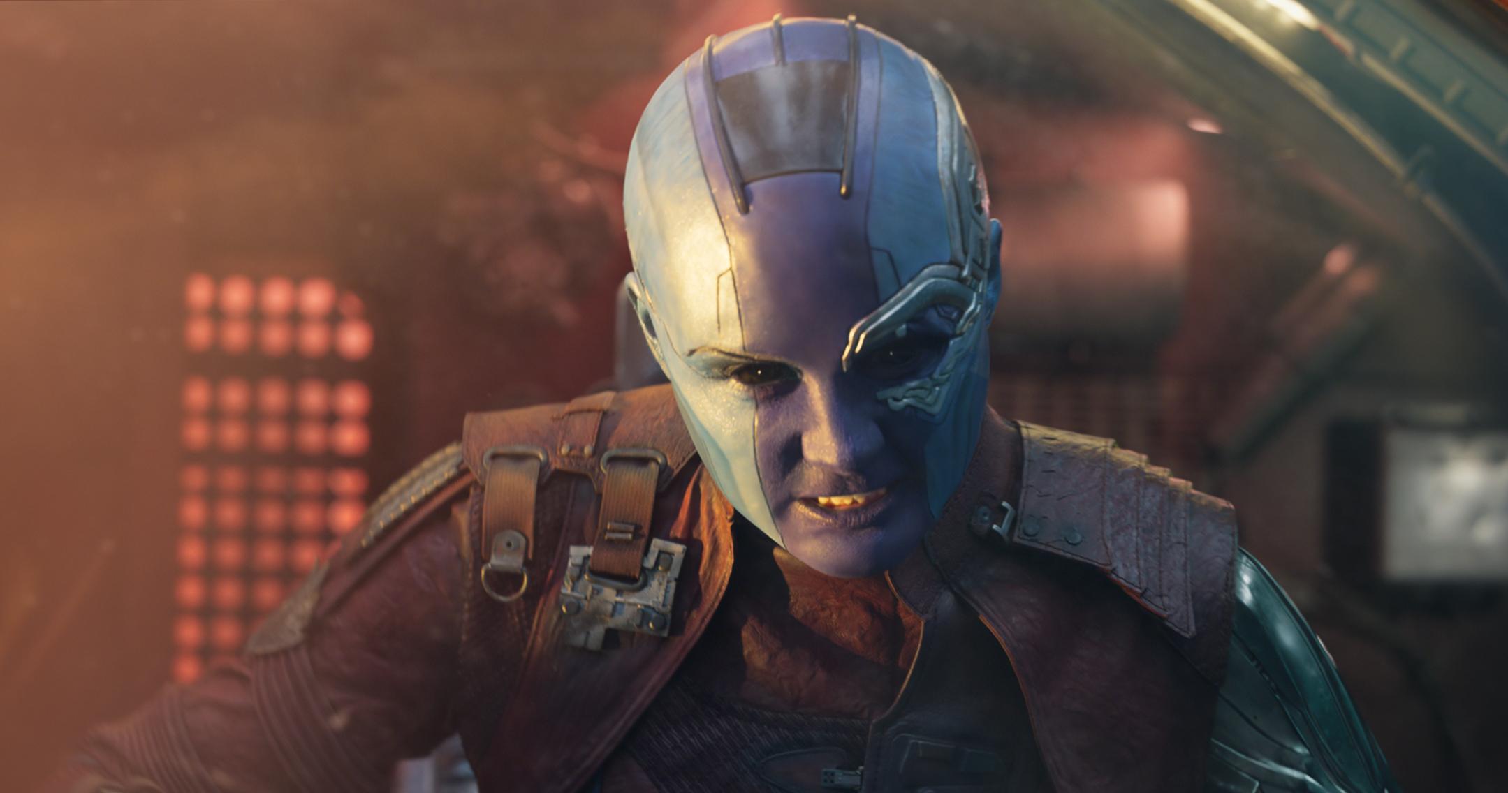 Guardians Of The Galaxy Vol. 2..Nebula (Karen Gillan
