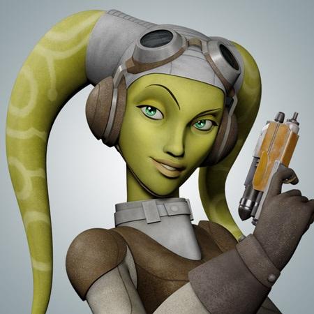 Vanessa Marshall Talks Star Wars Rebels - Trippin with Tara