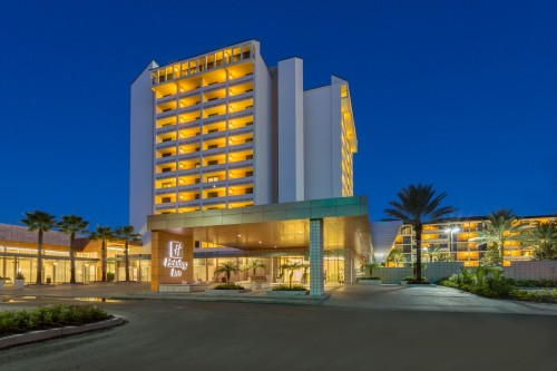 Holiday Inn Orlando - Lake Buena Vista -- exterior (front) -- Downtown Disney Resort Area Hotels