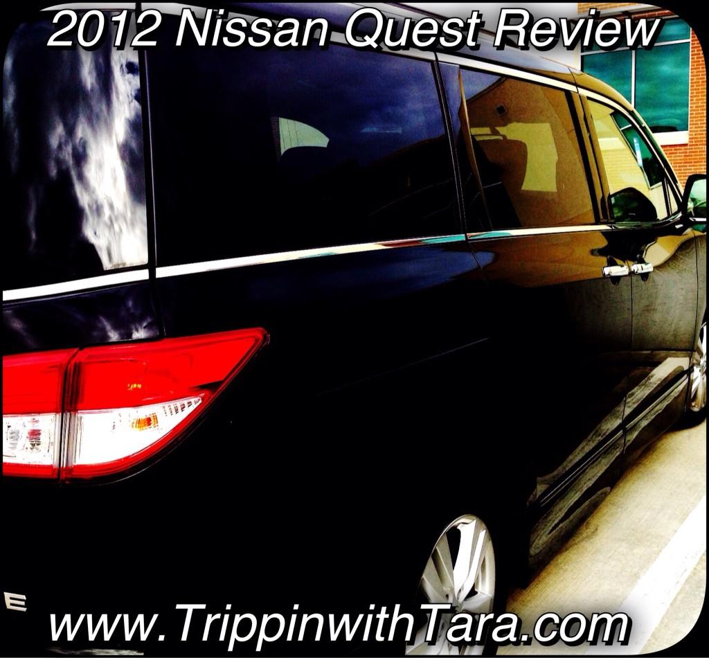 2012 Nissan Quest Review