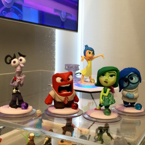 Inside Out Disney Infinity 3.0