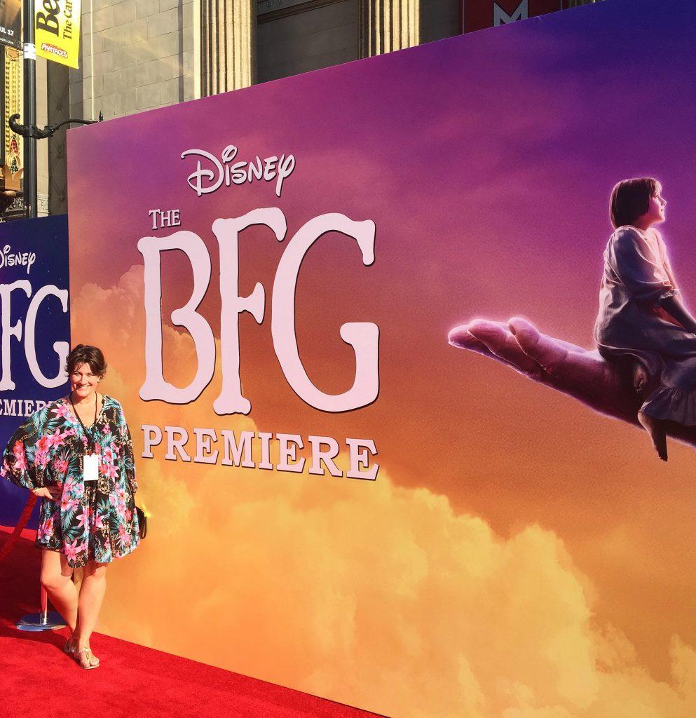 Trippin with Tara The BFG Premiere