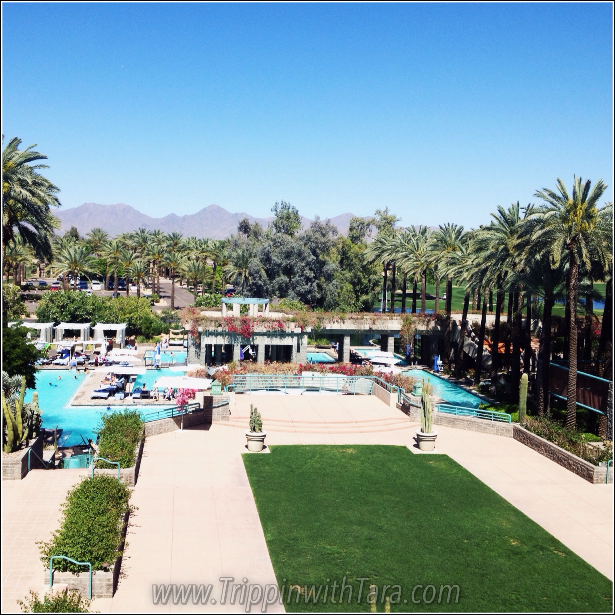 Hyatt Regency Scottsdale Resort at Gainey Ranch - @HyattScottsdale