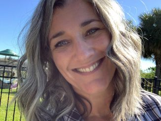Tara Gause, Trippin with Tara, Gray hair