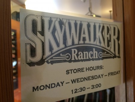 General Store Skywalker Rance