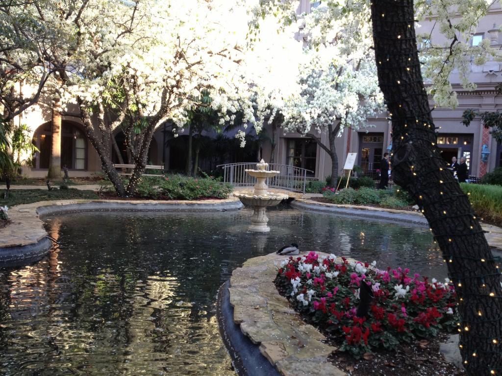 The Langham Huntington, Pasadena.
