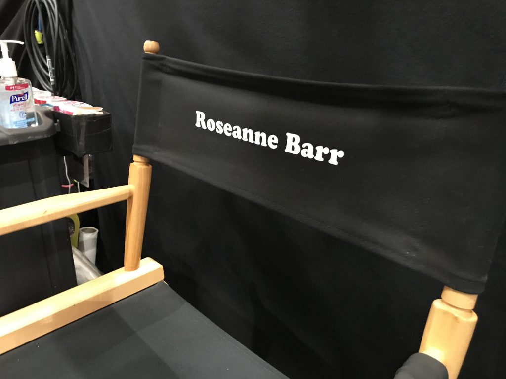 Roseanne Director Chair