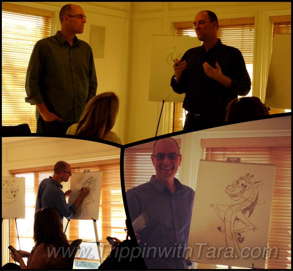 Tony & Tom Bancroft interview