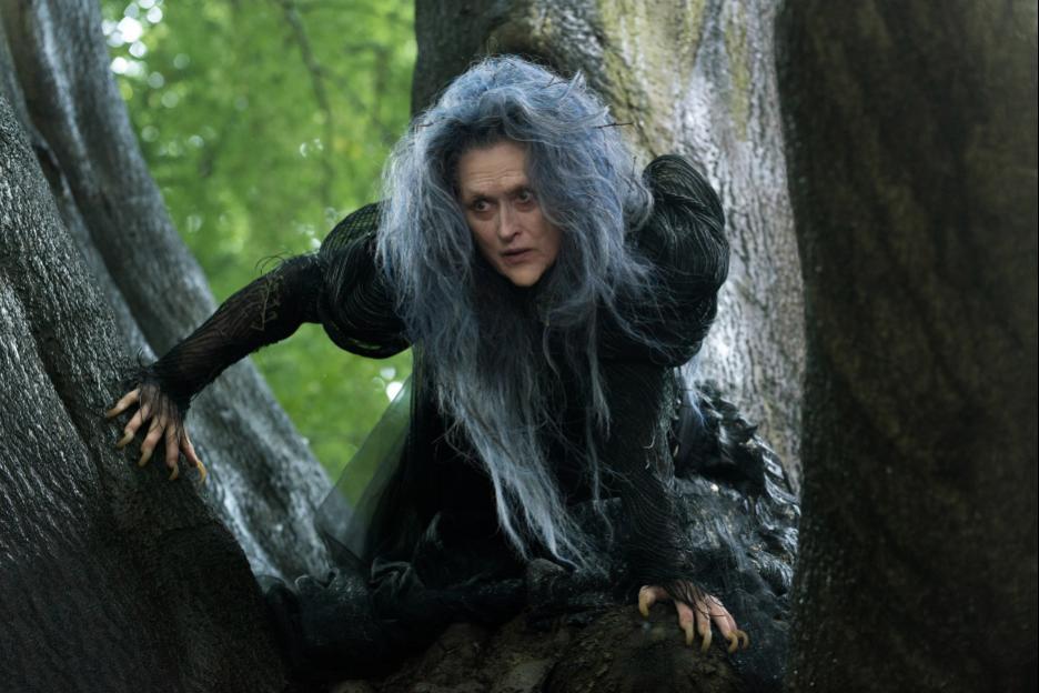 IntoTheWoods Meryl Streep