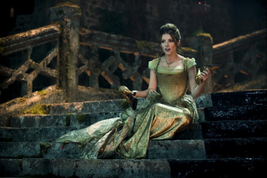 IntoTheWoods Anna Kendrick Cinderella