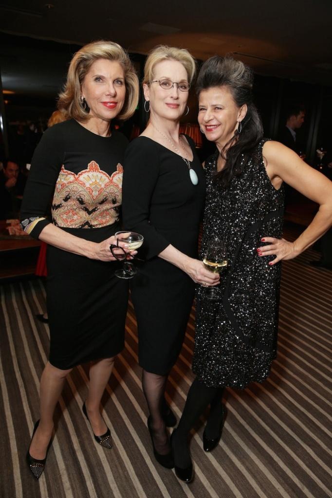 Christine Baranski, Meryl Streep, Tracey Ullman