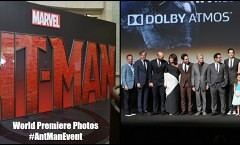 MARVEL'S ANT-MAN World Premiere Photos