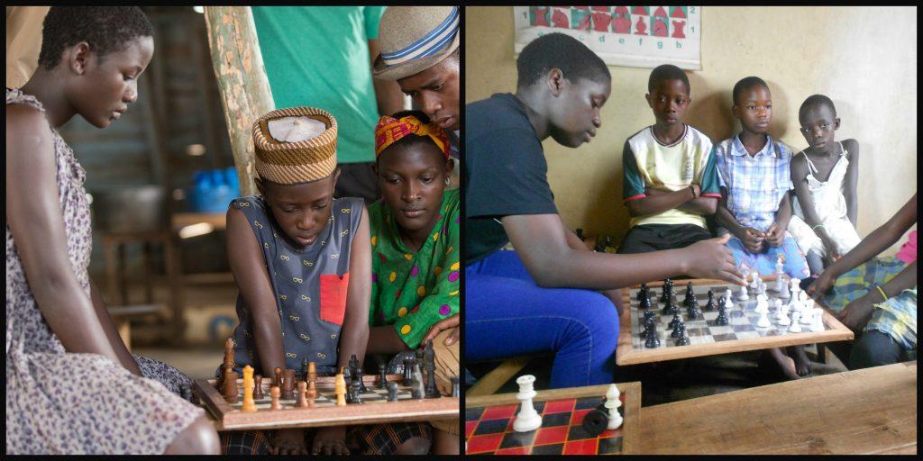 The Real People of Queen of Katwe Phiona Mutesi and Madina Nalwanga