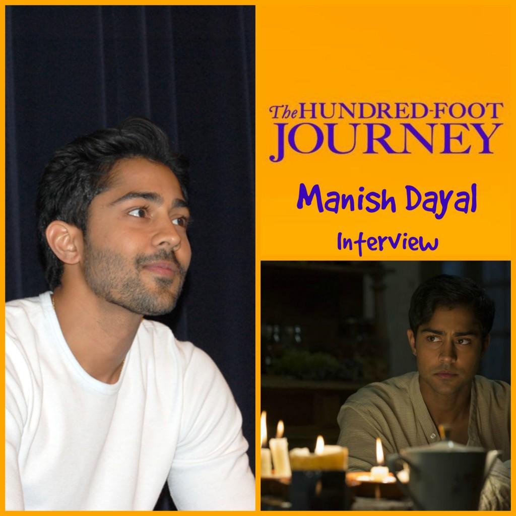 Manish Dayal Interview