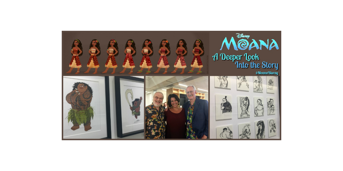 Moana A deeper look in the story