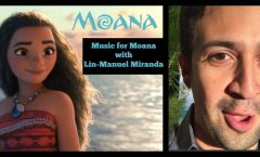 Music for Moana with Lin-Manuel Miranda