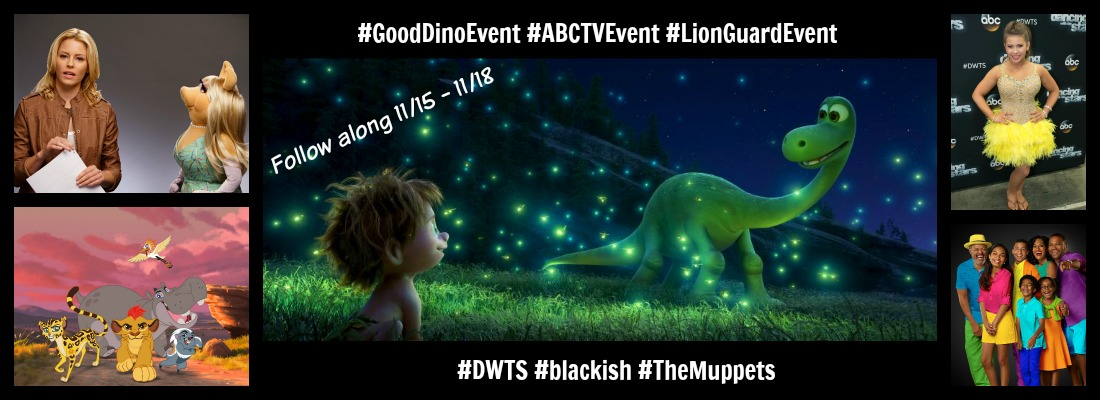 Next LA Event Good Dinosaur, ABC and Disney Channel