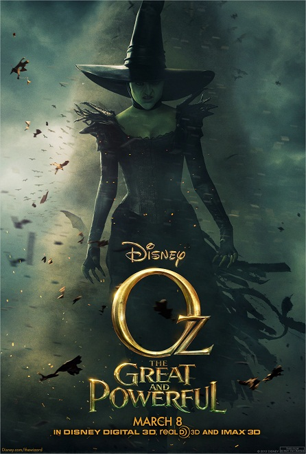 OZ THE GREAT AND POWERFUL REVIEW #DISNEYOZEVENT