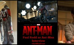 Paul Rudd AntMan