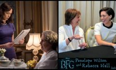 Penelope Wilton and Rebecca Hall Interview