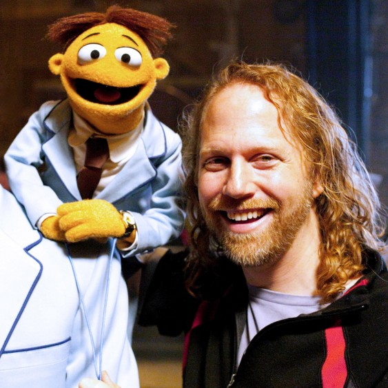 Peter Linz and Walter via muppet.wikia.com