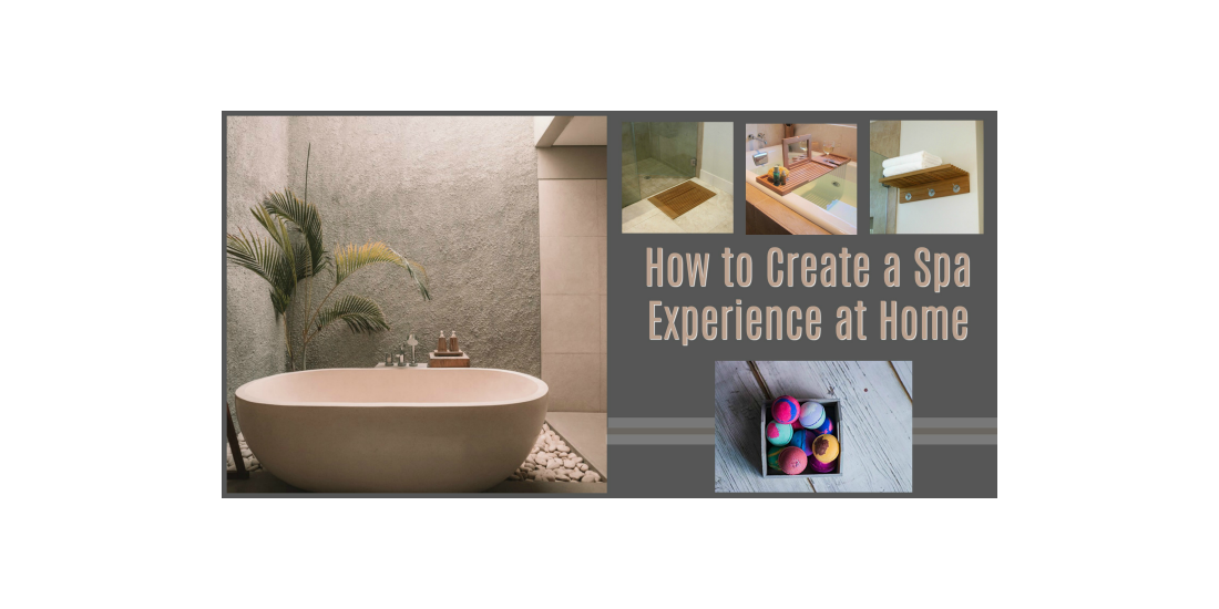 How to create a spa experience at home trippin with tara for How to make a spa at home